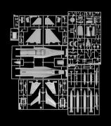 F-16 Falcon, 2005, carbon pigment print, 31 1/4 x 28 1/4  inches