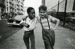 Friends, New York, 1966