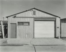 Industrial Building, San Diego, CA, 2020, gelatin silver contact print