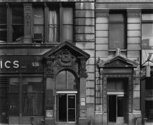 Broadway, New York, 1976