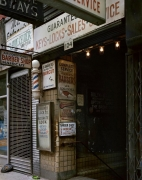 Barbers, New York, 1985