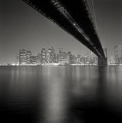 Brooklyn Bridge, Study 3, New York, New York, 2006