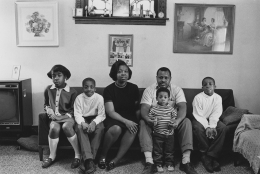 East side Detroit family , 1968