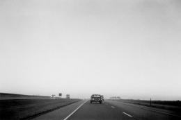 Elaine Mayes Autolandscape, Iowa at Dawn