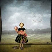 A Very Difficult Game Indeed, from the series Almost Alice, 2006