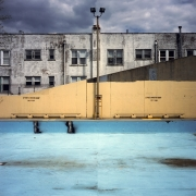 Fisher Pool, Queens, 2011