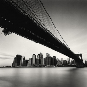 Brooklyn Bridge, Study 1, New York, New York, USA, 2006