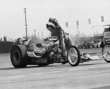 Nitro, Drag Racing In Southern California