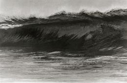 Anthony Friedkin, Chiaroscuro Wave, Zuma Beach