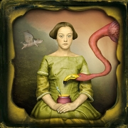 Birds of a Feather, from the series Almost Alice, 2008