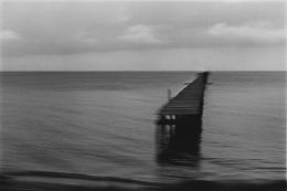 Wharf, from Moving Points of View, 1980