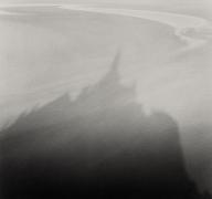 Sand Shadows, Mont St. Michel, France, 1994,