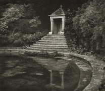 Surya's Temple, Sezincote, from the series In the Garden