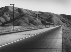 Coast Highway - Near Oxnard, 1936