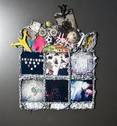 Artifact 1998 mixed-media assemblage
