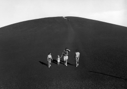 Craters of the Moon, Idaho, 1988