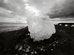 Diane Cook, Jokulsarlon, Iceland, 2005, gelatin silver print