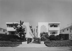 Bevan Davies, Apartment Houses, Los Angeles