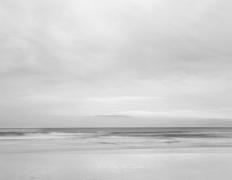 Karitane Beach, South Pacific, 2004, gelatin silver print