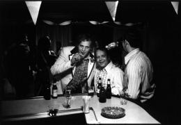 George Brown's Bar, Harvey, Illinois, 1971