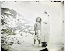 (08.07.26) #1 Jared, 2008, unique tintype,
