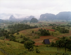 Viñales Valley, 2005, chromogenic print