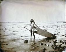 (08.08.05) #2 Mary Ellen, 2008, unique tintype,