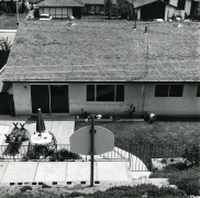 Backyard Diamond Bar, 1980