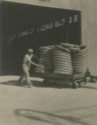 Florence B. Kemmler, Shipping Tires, 1929