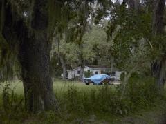 Blue Tarp, Florida, 2014