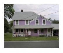 Lavender House, 2010, chromogenic print