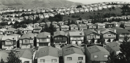 Little Boxes, Daly City, San Mateo County, CA