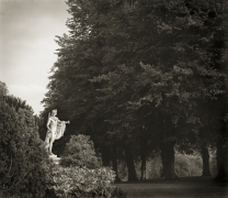 Statue, Waddesdon Manor, from the series In the Garden