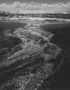 Ansel Adams Sea Stream, Clouds, Rodeo, Lagoon, CA