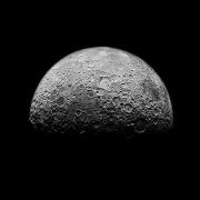 024, Southern Lunar Hemisphere, Homebound, Apollo 15, July 26-August 7, 1971, digital c-print,  39.5 x 39.5 inches