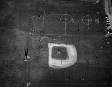 Playing Baseball, Allens Creek, NY, 1986