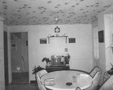 #3 kitchen, Belmant, Massachusetts, 1977-1978