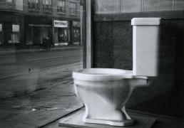 untitled, Rochester ( storefront/pilsner sign), 1972