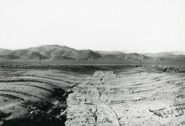 Nevada 33, Looking West (from Nevada)
