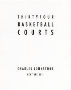 Charles Johnstone  Thirty Four Basketball Courts
