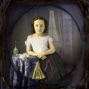 (As She Had Hoped), from the series Almost Alice, 2007