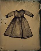 Susan Seubert Dress-o-gram 2, 2005, dry plate tintype
