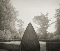 Beth Dow Yew, Hinton, Ampner, 2003, platinum-palladium print
