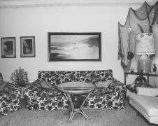 #25 condominium, Beltsville, Maryland, 1977-1978