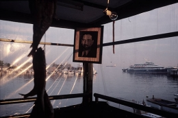 Sea of Marmara, Istanbul, 2001, chromogenic print, 20 x 30 inches
