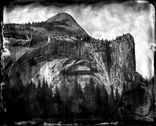 Yosemite, Homage to Carlton Watkins