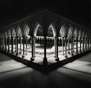 Cloisters, Study 1, Mont St. Michel, France, 2000,