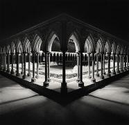 Cloisters, Study 1, Mont St. Michel, France, 2000,