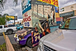 Shoe Sale, San Fernando Valley, California, 2009