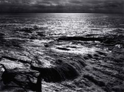 The Atlantic, Schoodic Point, Acadia National Park, 1949